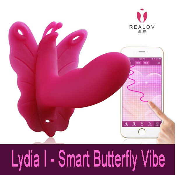Сексуальная игрушка бабочка как работает