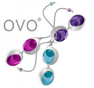 Вагинальные шарики от компании OVO