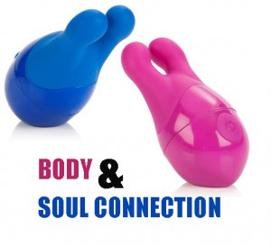 Вибромассажер Body&Soul Connection