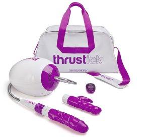 Новинка !!! Секс-машина Thrustick Remote Control