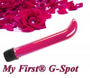 Вибратор для точки G - My First® G-Spot