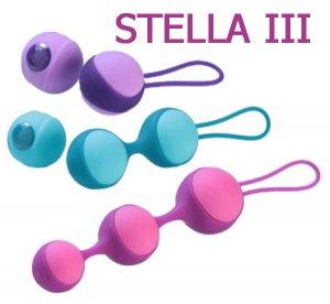 Вагинальные шарики STELLA III
