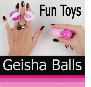 Универсальные вагинальные шарики «Geisha Balls»