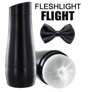 Fleshlight Flight - стильный мужской мастурбатор.