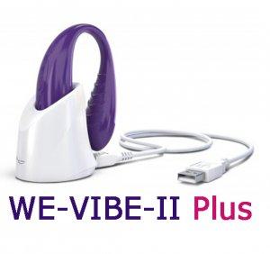 WE-VIBE-II Plus – секс-вибратор для любовной пары