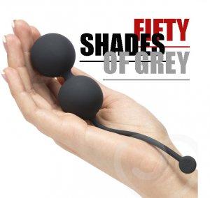 Новинка! Вагинальные шарики Fifty Shades of Grey