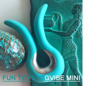 Инновационный секс-вибратор Gvibe Mini Fun Toys