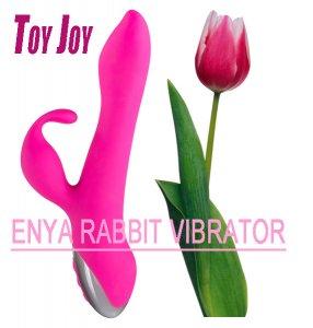 Силиконовый вибратор кролик Enya Rabbit Vibrator