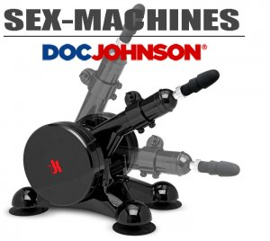 Секс машина Doc Johnson Kink - Fucking Machines - Power Banger