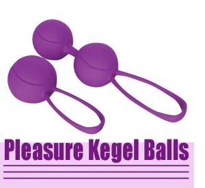Набор вагинальных тренажеров Pleasure Kegel Balls