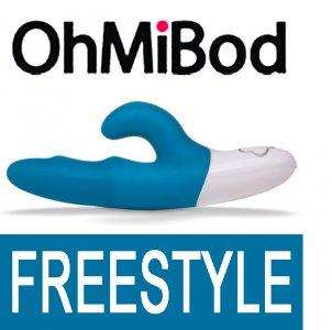 Музыкальный осциллятор OhMiBod - Freestyle