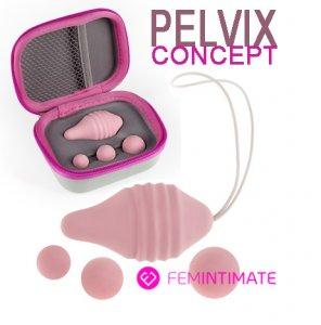 Вагинальный тренажер Femintimate Pelvix Concept