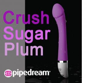 НОВИНКА! Вибратор Crush Sugar Plum