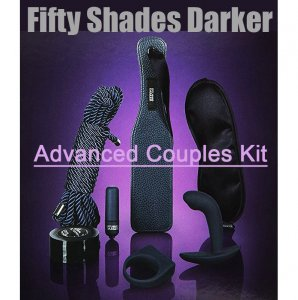 Fifty Shades Darker Advanced Couples Kit - набор для эротических игр