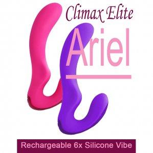 Многофункциональный секс-вибратор Climax Elite Ariel