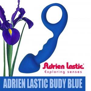 Анальный стимулятор Adrien Lastic Budy Blue