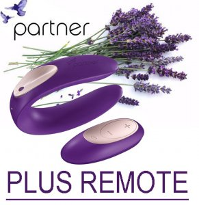 Вибратор для пар Partner Plus Remote