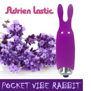 Минивибратор Lastic Pocket Vibe Rabbit