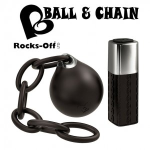 Виброяйцо Rocks off Ball & Chain