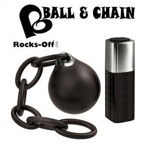 Виброяйцо Rocks off Ball & Chain
