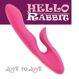 Вибратор Love To Love HELLO Rabbit