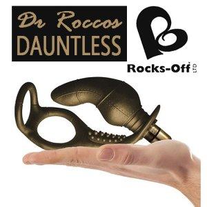 Анальный стимулятор Rocks Off Dr Roccos Dauntless