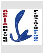 Массажер простаты Apollo Curved Prostate Probe