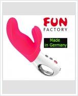 Вибратор Miss Bi Fun Factory