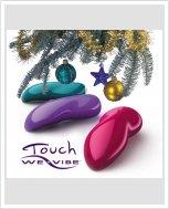 """We-Vibe """"Touch"""" – Изысканный новогодний сюрприз для прекрасной дамы."""