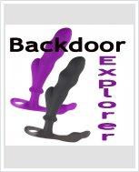 Новинка! Массажер простаты Backdoor Explorer