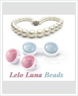 Вагинальные шарики-жемчужины LELO LUNA