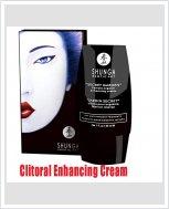 Возбуждающий женский крем Shunga Clitoral Enhancing Cream