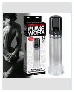 Автоматическая помпа для пениса Pump Worx - Rechargeable Auto-vac