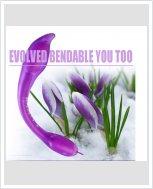 Романтический подарок ко дню влюбленных - Evolved Bendable You Too