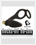 Ro-Zen – мужской анальный вибратор с эрекционным кольцом.