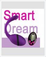 Виброяйцо Smart Dream с дистанционным пультом LRS