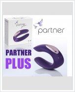 Partner Toy Plus – секс-вибратор для любовной пары.