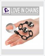 НОВИНКА! Вагинальные шарики Love in Chains из коллекции Rocks Off