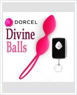 НОВИНКА! Вагинальные шарики Dorcel Divine Balls