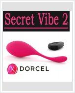 Виброяйцо Marc Dorcel Secret Vibe 2