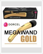 Вибромассажер Dorcel MEGAWAND GOLD