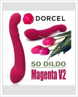 Фаллоимитатор Marc Dorcel So Dildo Magenta V2