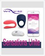 Набор для любовных пар We-Vibe Sensations Unite