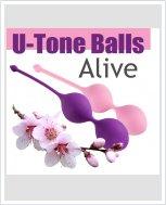 Вагинальные шарики Alive U-Tone Balls