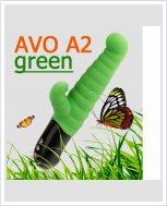 Вибратор-пульсатор AVO A2 green