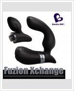 Массажер простаты Rocks Off Fuzion Xchange