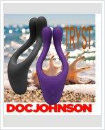 Вибратор Doc Johnson Tryst