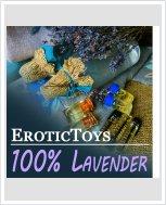 Эфирное масло и гидролат лаванды – 100% натуральные продукты от ЕroticТoys
