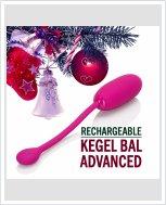 Вибратор Novelties Rechargeable Kegel Ball Advanced