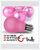 Gbulb - Gvibe (Англия) Cotton Candy - оригинальный вибромассажер